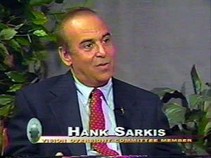 Sarkis television appearance